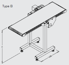 Conveyor-fastening-plate-type-B