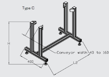 Conveyor-fastening-plate-type-C