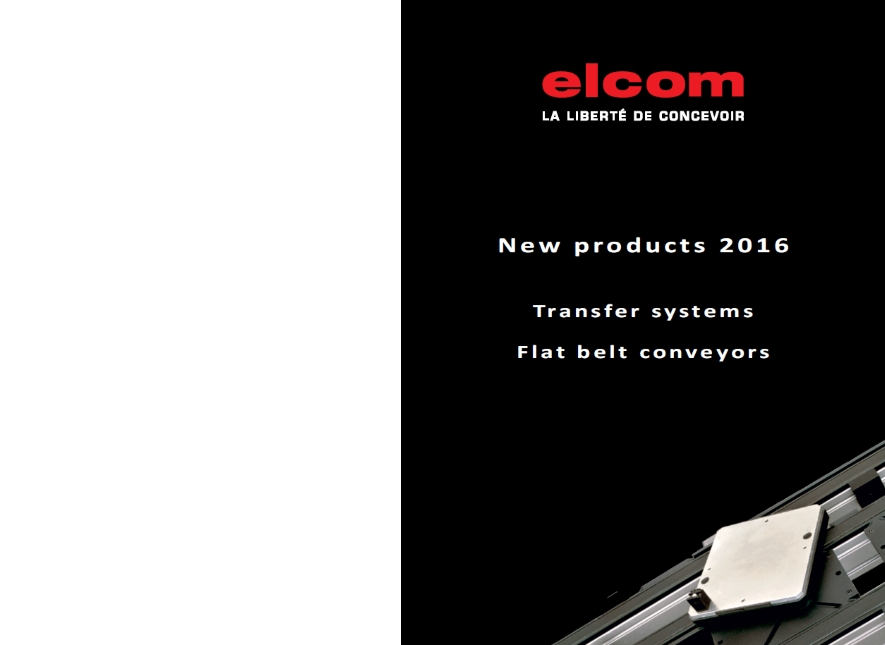 New products 2016 elcom